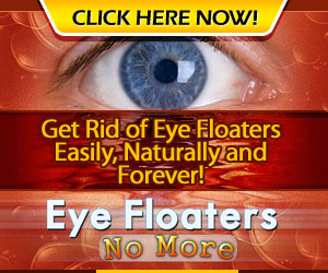 Control Eye Floaters With A Healthy Lifestyle | Stop Eye Floaters